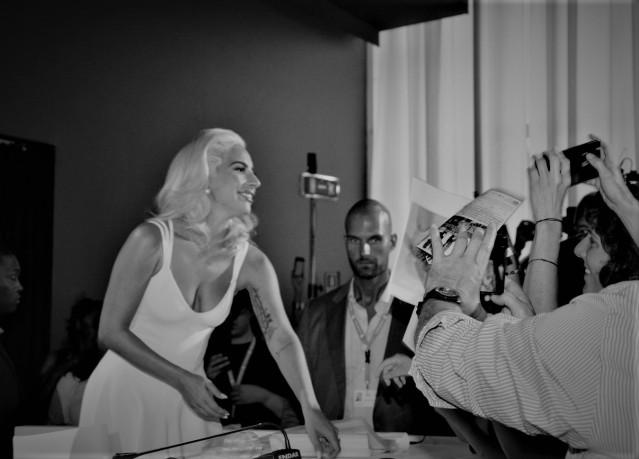 4. Lady Gaga